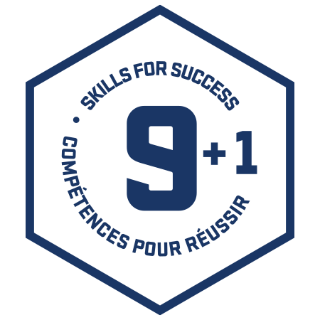 The Skills for Success Logo